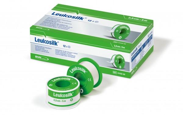 Leukosilk, ohne Schutzring
