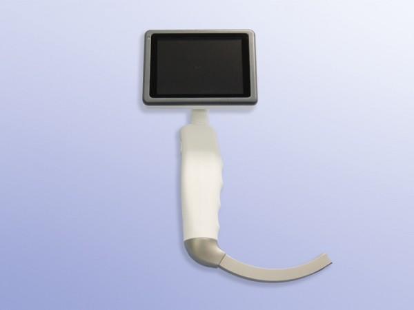 Videolaryngoskop für Einmal-Spatel