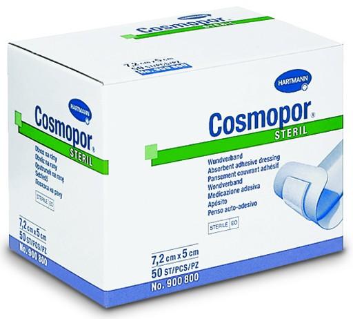 Cosmopor® steril, steriler Wundverband