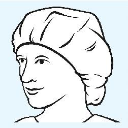 Foliodress®Cap Comfort Universal